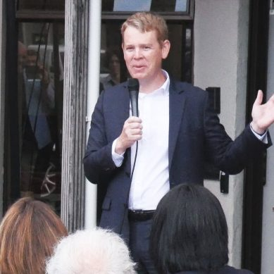 Chris Hipkins welcomes joint MP Office on Kāpiti Coast