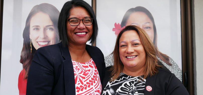 Barbara Edmonds, Terisa Ngobi open joint MP Office on Kāpiti Coast