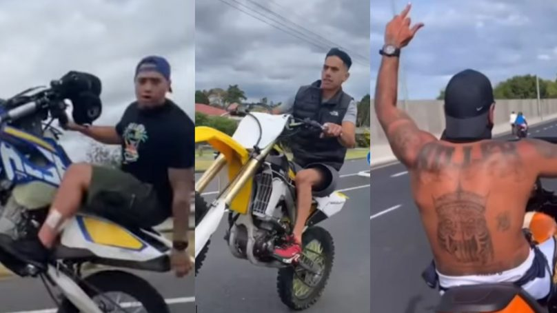 Auckland Police seek to identify 'rule breaking' Waitangi Day Dirt Bikers