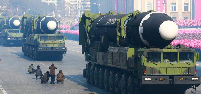 Japanese Coast Guard claims North Korea launched ballistic missile