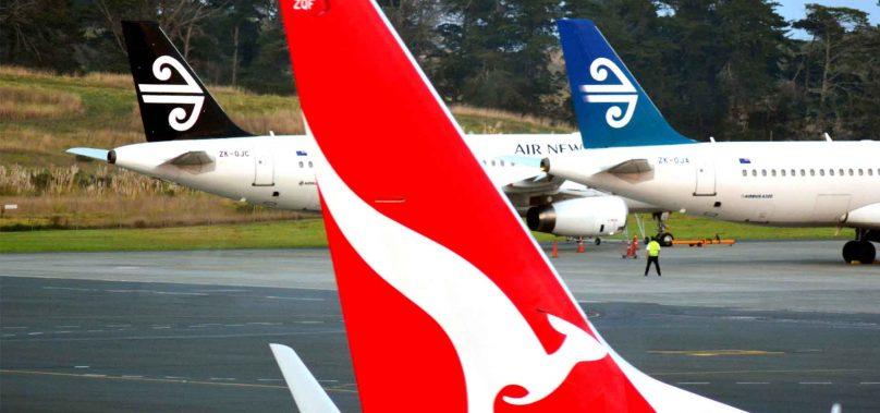 Flights between New Zealand and Western Australia paused