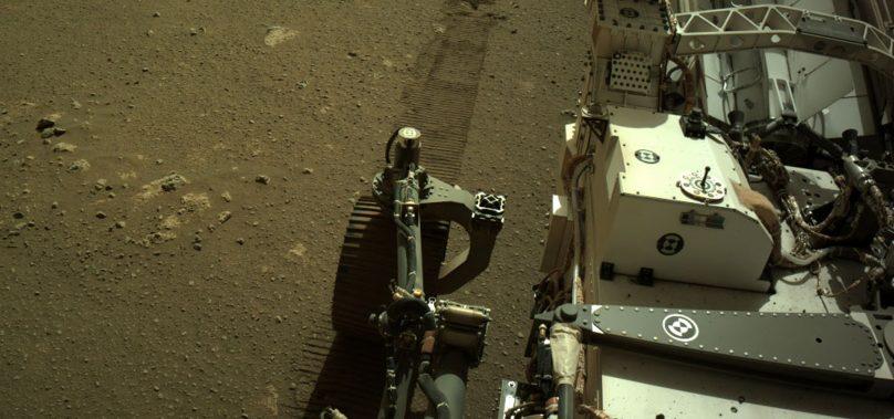 NASA's Perseverance Mars Rover has turned CO2 Into Oxygen