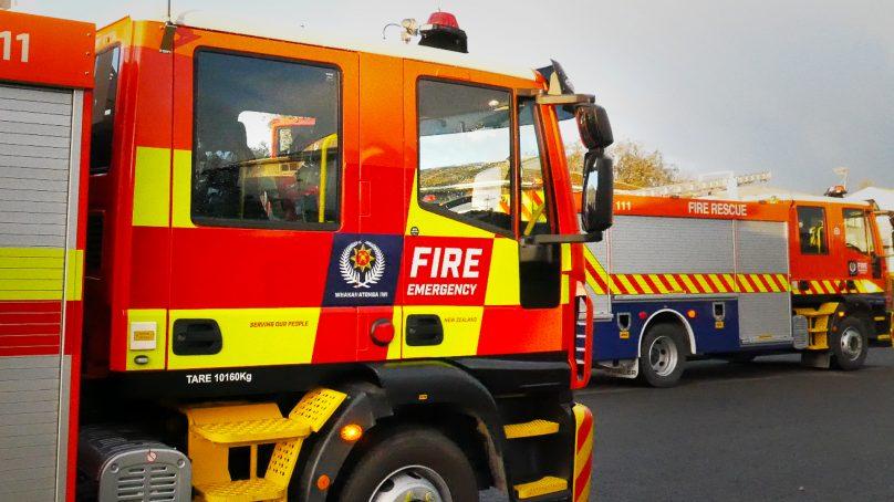 Person dies following fatal House Fire in Martinborough