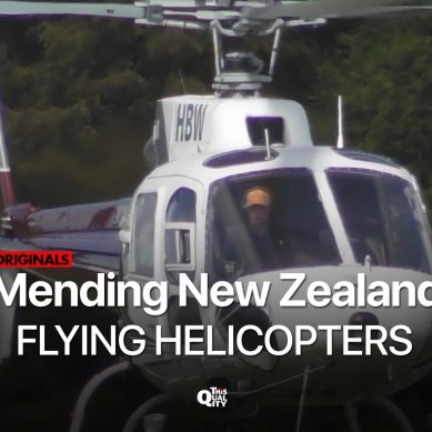 Mending New Zealand: Flying Helicopters – thisquality ORIGINALS Clips