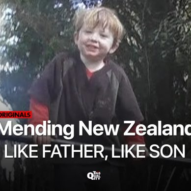 Mending New Zealand: Like Father, Like Son – thisquality ORIGINALS Clips