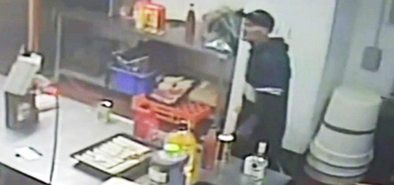 'Hamburglar' breaks into Melbourne Butcher, cooks Steak and makes a Milo