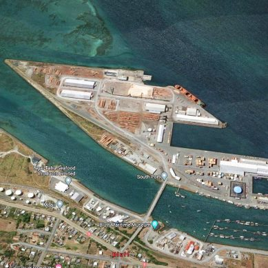 Ministry of Health says Covid-19 weak positive Mariner on Ship docked in Bluff is Historical