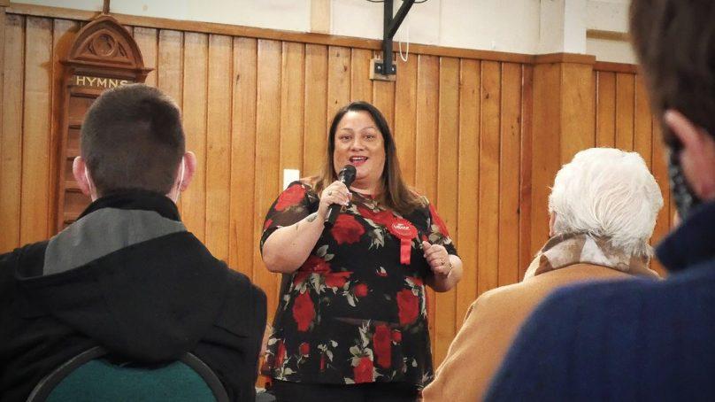 Ōtaki MP Terisa Ngobi welcomes Horowhenua's Māori ward decision