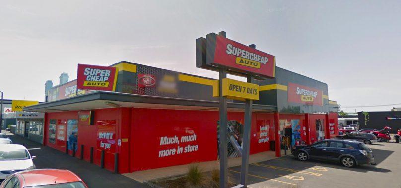 Supercheap Auto to close its Masterton store