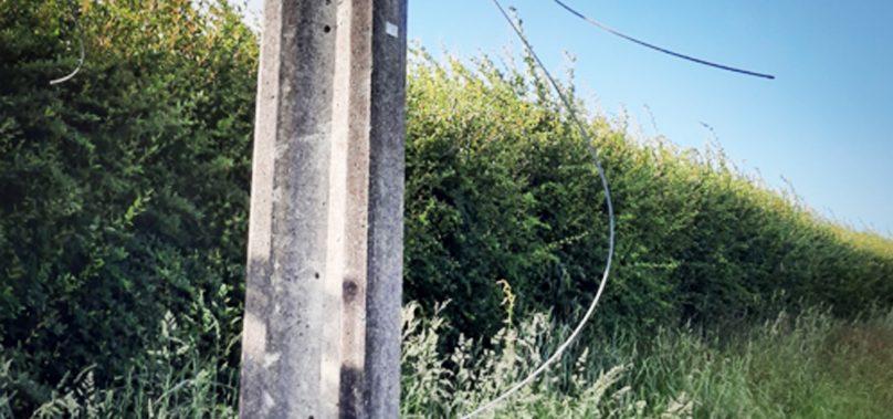 Suspicious activity around Power Poles in Manawatū