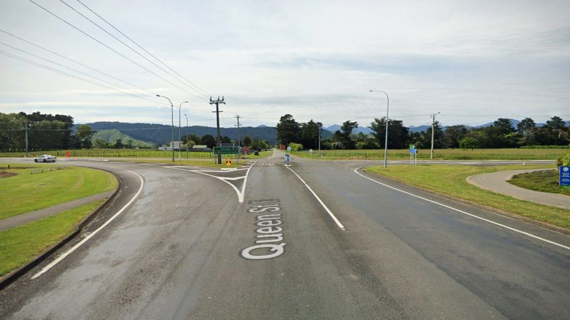 Work underway on State Highway 57 for new safety improvements