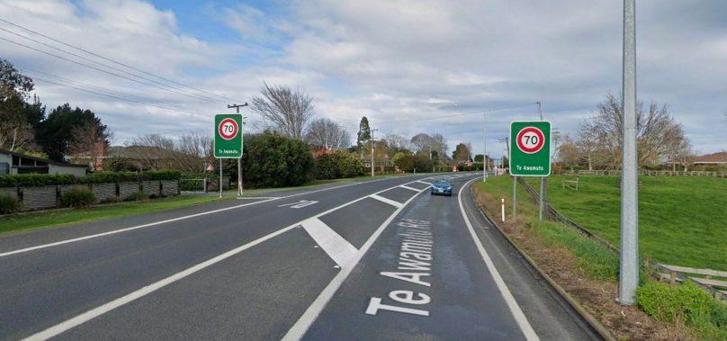 One Person dead following fatal crash between Truck and Car near Te Awamutu, Waikato